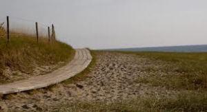 en lång väg
